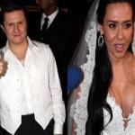 O Cantor Giovani ( Gian e Giovani ) se casou nesta terça em São Paulo O cantor Giovani, da dupla ...
