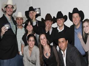 """"""" Fivela de Prata 2010 """" premiação dos melhores profissionais de rodeio do ano. A Revista Oito Segundos realizou nesta ..."""