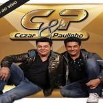 """Cezar e Paulinho curtem o sucesso de seu 24ºCD """" Estúdio ao Vivo """" e contam um pouco da sua ..."""