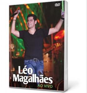 """Já esta a venda o DVD """" Léo Magalhães Ao Vivo """" gravado em Goiânia 2010. Saiu o novo DVD do Léo Magalhães, gravado em Goiânia no ano passado. Dono de um timbre de voz agudo e afinado, Léo Magalhães ..."""