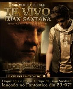 """BAIXAR """" Te Vivo """"  Luan Santana Baixar o mais novo sucesso de Luan Santana """" Te Vivo """" CLIQUE AQUI para baixar a música Te Vivo de Luan Santana (atenção Download da música Te Vivo de Luan Santana foi ..."""