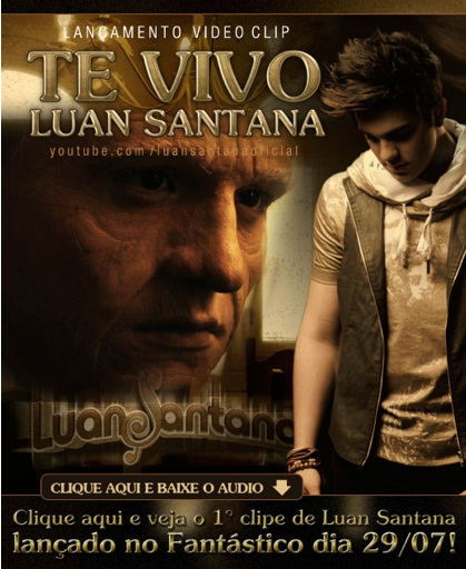 baixar sertanejo te vivo luan santana video