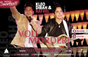 """BAIXAR """" Vou te Morder """"  Kleo Dibah e Rafael Baixar o mais novo sucesso de Kleo Dibah e Rafael ..."""