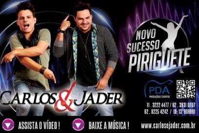 Piriguete | Carlos e Jader