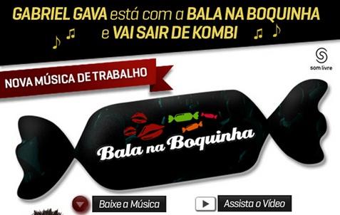 Bala Na Boquinha | Gabriel Gava