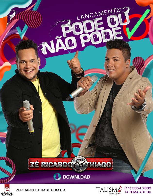 Pode ou Não Pode | Zé Ricardo e Thiago
