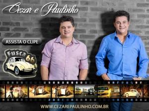 """BAIXAR """" Fusca Velho 66 """", a nova música de Cezar e Paulinho Faça o download do novo sucesso de ..."""