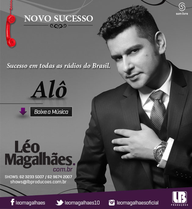 leo magalhaes alo