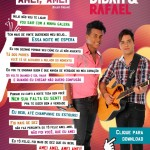 O dupla sertaneja Kleo Dibah e Rafael acaba de lançar mais um sucesso para o público sertanejo, a música se ...