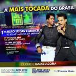 A dupla João Lucas e Marcelo disponibilizou para baixar o seu mais um sucesso do arrocha, a música se chama ...