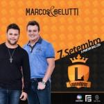 A dupla sertaneja Marcos e Belutti, participa neste sábado 07 de Setembro, do Programa Legendários da Rede Record. Essa será ...