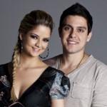 """Após o sucesso do hit """"Só de Pensar"""", que contou com a participação de Jorge e Mateus, a dupla Maria ..."""