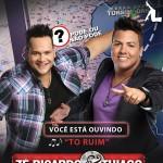 """A dupla Zé Ricardo e Thiago disponibilizou para baixar o seu mais um sucesso sertanejo, a música se chama """"To ..."""