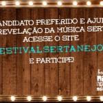 A votação do Festival Sertanejo 2013 se encerra no dia 14 de outubro A votação que está escolhendo os 40 ...