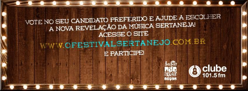 o festival sertanejo 2013