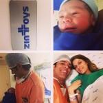 O cantor sertanejo Guilherme (Guilherme e Santiago) se tornou papai pela terceira vez na manhã da última sexta-feira, dia 08. ...