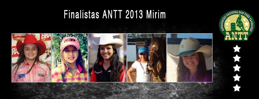 finalistas Mirim ANTT
