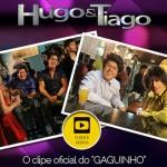 """A dupla sertaneja Hugo e Thiago lançou na semana passada o clipe da atual música de trabalho """"Gaguinho"""". O hit, ..."""