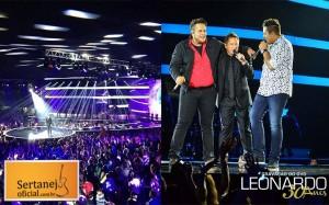Ontem aconteceu a primeira noite de gravação do DVD comemorativo aos 30 anos de carreira do cantor Leonardo. O local escolhido foi o Atlanta Music Hall, em Goiânia (GO). Com uma megaprodução que envolveu mais de 300 profissionais na produção ...