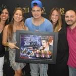 """Lançado há poucos meses, o DVD """"O Nosso Tempo é Hoje"""", de Luan Santana, acaba de ganhar o disco de ..."""