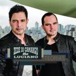 """Zezé di Camargo e Luciano lançaram no último mês de Dezembro o seu primeiro EP """"Teorias"""", produzido por César Augusto, ..."""