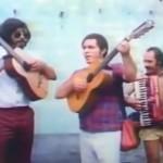 """Vídeo da música """"De longe também se ama"""" extraído do filme """"Na Estrada da Vida"""" lançado no ano de 1980, ..."""