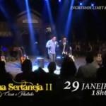 """A dupla sertaneja Cézar e Paulinho grava o DVD """"Alma Sertaneja II"""" hoje, dia 29 de janeiro, a partir das ..."""