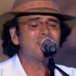 """Almir Sáter cantando """"Quintal do Vizinho"""" (de Roberto Carlos) para o especial e gravação do DVD """"Emoções Sertanejas"""", em homenagem ..."""