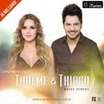 """Thaeme e Thiago lançaram nesta segunda-feira, dia 27 de janeiro, o primeiro EP da carreira. Nomeado de """"Novos Tempos"""", o trabalho marca a nova fase da dupla, agora com Thiago Bertoldo. Dirigido e produzido por Fernando, da dupla Fernando e ..."""