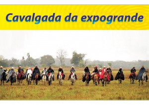 A Associação dos criadores de Mato Grosso do Sul (Acrissul) e a Federação dos clubes de laço de Mato Grosso do Sul convidam associados e amigos a participar no dia 27 de abril de uma cavalgada em comemoração ao lançamento ...