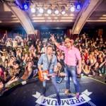 """A dupla sertaneja Fernando e Sorocaba acaba de lançar mais uma música inédita. Intitulada """"Bobeia Pra Ver"""", a canção tem tudo para ser um """"hit"""" para o verão de 2015. Composta por Sorocaba e Caco Nogueira, a música conta a ..."""