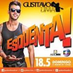 """Trazendo o tema """"Tecnologia"""", o programa Esquenta! recebe no próximo domingo (18/5) o cantor e compositor Gusttavo Lima que irá ..."""
