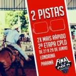 A Sociedade Rural de Londrina recebe o Circuito Paranaense de Laço em Dupla no final de semana, de 27 a ...