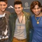 Vazou na internet a nova música de Munhoz e Mariano com participação de Luan Santana, ao contrário do single anterior ...