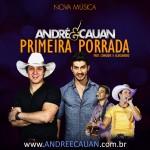 """Uma das duplas revelações de Goiás está de música nova! Os sertanejos André e Cauan lançaram """"Primeira Porrada"""" com participação ..."""