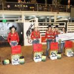 Após um hiato de três anos, a Associação Nacional dos Três Tambores (ANTT) voltou a realizar a grande final na ...