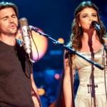 """A cantora e compositora Paula Fernandes anunciou ontem, pelo seu twitter, que irá gravar um DVD somente com duetos. O trabalho irá se chamar """"Encontros Pelo Caminho"""" e certamente contará com o recente lançamento da cantora, """"You're Still The One"""", ..."""