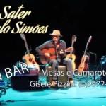 O violeiro Almir Sater se apresentará em Dourados no dia 20 de setembro com a Banda Chalana de Prata & ...