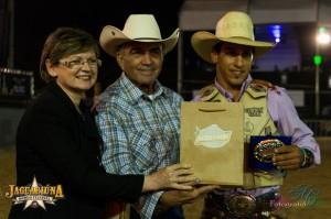 Aconteceu na noite de ontem, 13, a final da etapa challenger da Arena de Ouro do Jaguariúna Rodeo Festival. O ...