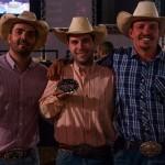 Aconteceu na noite do último sábado, 20/09, a grande final da prova Team Penning do rodeio de Jaguariúna (SP). O ...