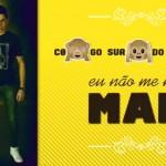 """Nesta semana, André Lucas e Thiago lançaram, no Youtube, o lyric vídeo da música """"Cego, surdo, mudo"""". A moda, que ..."""