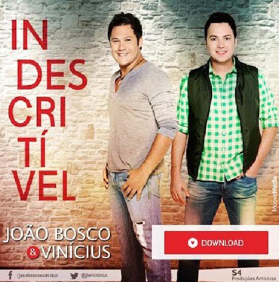 Indescritível | João Bosco e Vinícius