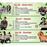 Yassir Chediak se apresentará na FESTA DO PASTEL DE MILHO na cidade de Itajubá (MG).O evento acontecerá na avenida dos ...
