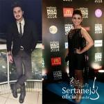Na noite de ontem, dia 28, aconteceu o Prêmio MultiShow 2014, no Rio de Janeiro. Apresentado por Ivete Sangalo, Didi ...