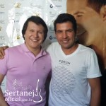 Na última sexta-feira o cantor Giovani (ex Gian e Giovani) esteve visitando a PRG Produções Artísticas, em Conceição do Rio ...