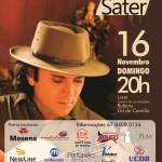 Data: 16|11|14 – Domingo Onde: Campo Grande/MS - Local: Teatro Palácio Popular da Cultura Horas: 20h00. Valores: Setores A, C, ...