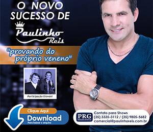 """""""Provando do Próprio Veneno"""" – Paulinho Reis"""