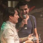 O cantor Paulinho Reis, se apresentou no dia 29 de novembro, no Wood's BH, em Belo Horizonte e, por quase ...