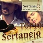 TOP 10 SERTANEJO Janeiro de 2015 1 –O Amor Não Morre | João Carreiro 2 – Provando do Próprio Veneno | Paulinho Reis 3 – Mesa 22 | César Menotti e Fabiano 4 – Te Vivo | Luan Santana 5 ...