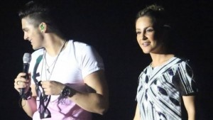Já imaginou curtir Claudia Leitte e Luan Santana em um só hit? Nesta segunda-feira (26), a baiana anunciou no twitter que preparou uma versão masculina da canção 'Cartório', para cantar com o sertanejo. Depois de fazer um dueto com Ivete ...